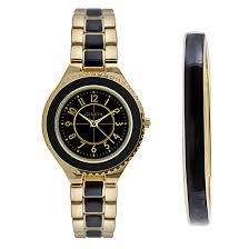 bracelet gold watches images Geneva women 39 s watch and bracelet sets jpg