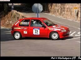 vendo peugeot 106 rally 1 3 grupo a venta de coches de