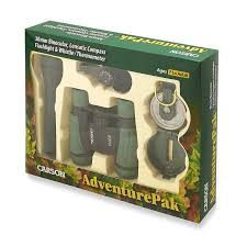 amazon com carson adventurepak containing 30mm kids field