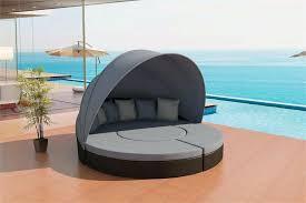 Patio Furniture Round Outdoor Daybed Canopy U2013 Heartland Aviation Com