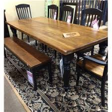 Bassett Dining Room Set by Bassett Bench Made 108