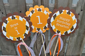 halloween bday party argyle birthday centerpiece sticks halloween autumn birthday