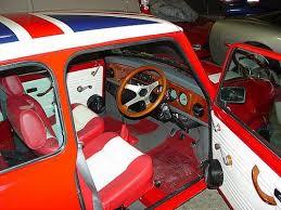 Custom Classic Mini Interior 1977 Mini Cooper By Rover With Ac Right Hand Drive U2013 Ronsusser Com