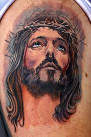 jesus cross tattoo pictures cool tattoos bonbaden