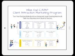 wise owl marketing website design u0026 marketing funnel strategy