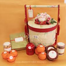 dumont chinesenewyearhampers complete set of home made rich dumont chinesenewyearhampers complete set of home made rich layered cake cookies oranges