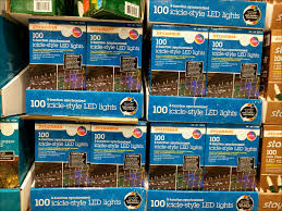 ge led icicle lights costco christmas christmas lights costco lovely ge led icicle christmas