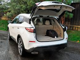 nissan armada 2017 trunk space 2015 nissan murano suv interior carstuneup carstuneup