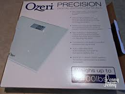 Bathroom Scale Battery Ozeri Precision Digital Bath Scale Review Penny Pincher Jenny