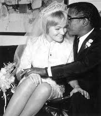 pubic hair in the 1960s sammy davis jr and may britt famous couples pinterest