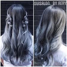 blue ash color aery salon aerysalon instagram photos and videos