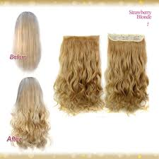 human hair extensions uk wiwigs half 1 clip in curly strawberry hair