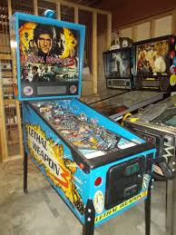 lethal weapon 3 pinball machine game for sale data east gibson