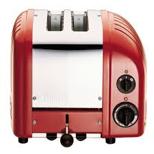 Two Slice Toaster Reviews Dualit New Gen 2 Slice Red Toaster 20294 The Home Depot