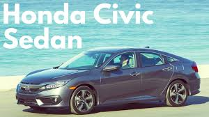 honda civic 2016 interior 2016 honda civic sedan interior exterior and drive youtube