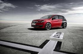 peugeot car 2015 peugeot 308 gti 2015 the french go golf bashing by car magazine
