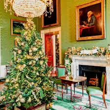 donald trump white house decor cote de texas the first white house christmas for the new president