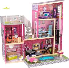 Little Tikes Barbie Dollhouse Furniture by Kidkraft Uptown 65833 Maison De Poupee Jpg 2344 2304 Doll