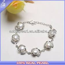 pearl bracelet designs images 2015 new design fashion 10 11mm freshwater pearl jewelry of teen jpg