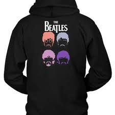 shop the beatles hoodie on wanelo