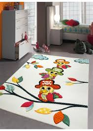 chambre kid tapis chambre enfant perroquet creme de la collection