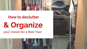 how to organize and purge a shared closet tips and tricks youtube