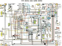 vw beetle wiring diagram u0026
