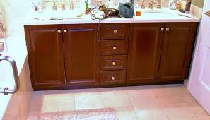 Custom Made Bathroom Vanity Custom Made Bathroom Vanity Cabinets For The Family Built