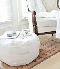 easy and pretty diy poufs for your home comfydwelling com