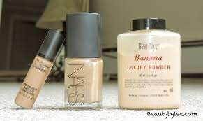 flawless foundation tip for oily skin beauty by lee