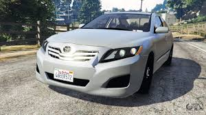 toyota camry limo toyota camry 2011 for gta 5