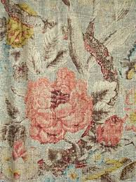 Waverly Upholstery Fabric Sales Afterglow Twilight Waverly Vintage Floral Fabric Perfect For