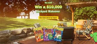 Backyard Makeover Sweepstakes by Black Diamond Cheestrings Ca Win A Backyard Makeover Contest