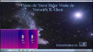 curso de tarot rider waite como usar el programa virtual