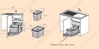 poubelle pour meuble de cuisine poubelle meuble d angle achat vente de gestion des déchets pour