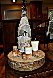 wine bottle wedding centerpieces decoupage wine vase centerpiece weddingbee photo gallery