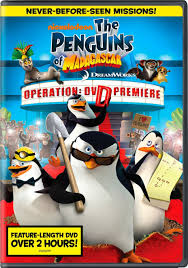 the penguins of madagascar the penguins of madagascar dvd release date