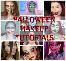 10 most creative halloween makeup tutorial to try