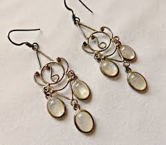 Chandelier Earrings Etsy 790 Best Jewelry And Baubles Images On Pinterest Jewelry Bead