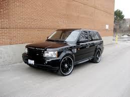 modified land rover rrssc2120 2008 land rover range rover sport specs photos