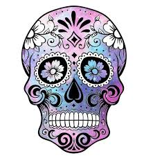 sugar skull designs ideas
