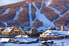 new england ski resorts stowe mountain lodge u2013 overview luxury