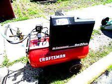 Craftsman 3 Gallon Air Compressor 5 Hp Air Compressor Ebay