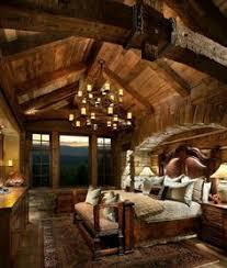 Log Homes Interior Designs Grand Log Cabin Bedroom U2026 Pinteres U2026
