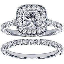 Platinum Diamond Wedding Rings by Platinum Bridal Jewelry Sets Shop The Best Wedding Ring Sets