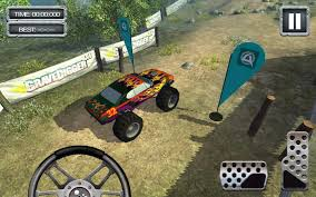 monster trucks grave digger crashes gravedigger 4x4 hill climb 3d android apps on google play