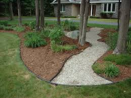 Pictures Of Stone Walkways by Walkways And Pathways Of Pea Stone Pebbles Crushed Gravel And