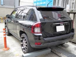 jeep crossover 2015 file jeep compass limited mk49 rear jpg wikimedia commons