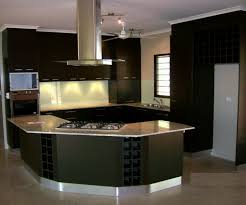 stylish kitchen contemporary kitchen design with bright nuance countertops