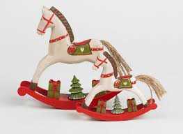 Christmas Decorations Shop Liverpool by Shop Lady Lever Art Gallery Wooden Christmas Rocking Horse